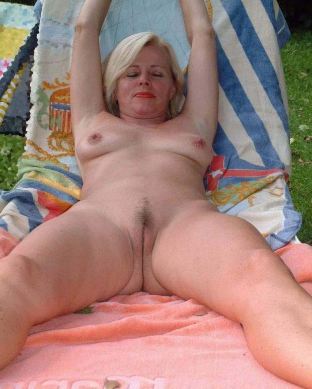 Just Nude Mature